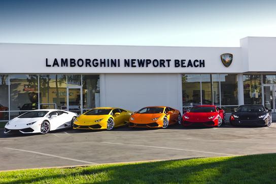 Lamborghini Newport Beach Costa Mesa Ca 92626 Car