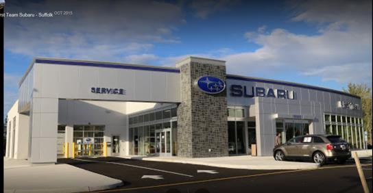 Gillman Car Dealership