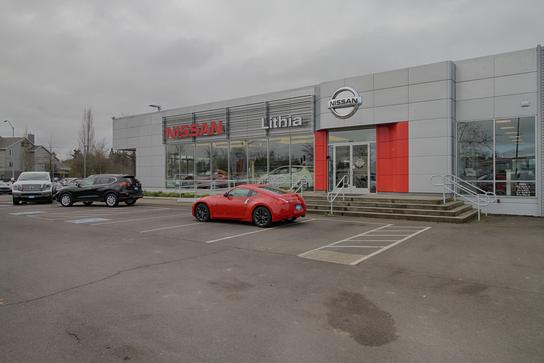lithia nissan of eugene eugene or 97401 car dealership