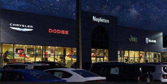 Napleton Chrysler Jeep Dodge RAM : Kissimmee, FL 34744 Car ...