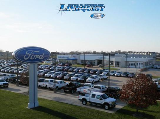 Lindquist Ford 1