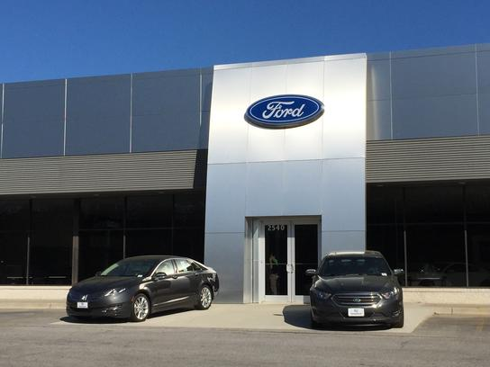 koons ford lincoln of annapolis : annapolis, md 21401 car dealership