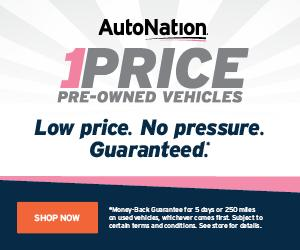 AutoNation Chrysler Dodge Jeep Ram Spring 1