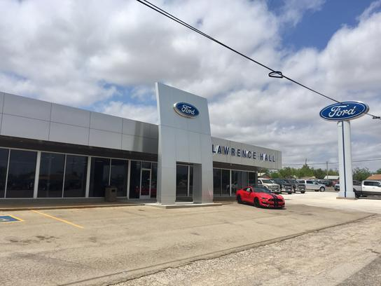 Lawrence Hall Ford Car Dealership In Anson Tx 79501
