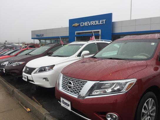 Tracy Chevrolet Cadillac : PLYMOUTH, MA 02360-4801 Car ...