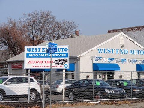 West End Auto : BRIDGEPORT, CT 06605 Car Dealership, and ...