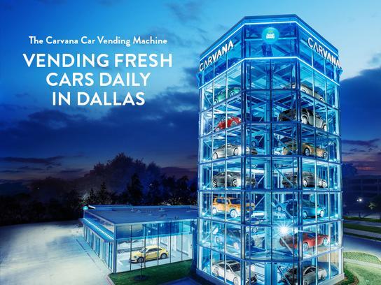 carvana dallas car dealership in grand prairie tx 75050 kelley blue book. Black Bedroom Furniture Sets. Home Design Ideas