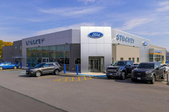 Stuckey Ford Subaru