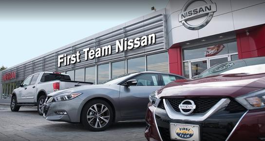 First Team Nissan of Christiansburg 1