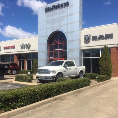 Wolfchase Chrysler Dodge Jeep : Bartlett, TN 38133-4192 ...