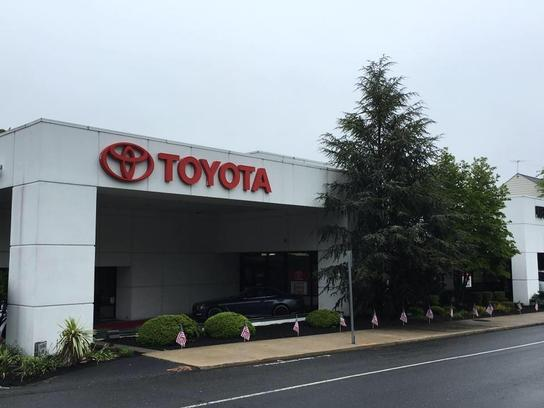 Toyota Of Westport Ct 06880 Car Dealership And Auto Financing Autotrader