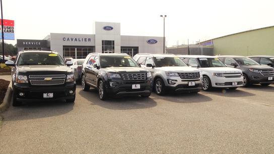 Cavalier ford chesapeake square ford service center for Ford motors service center