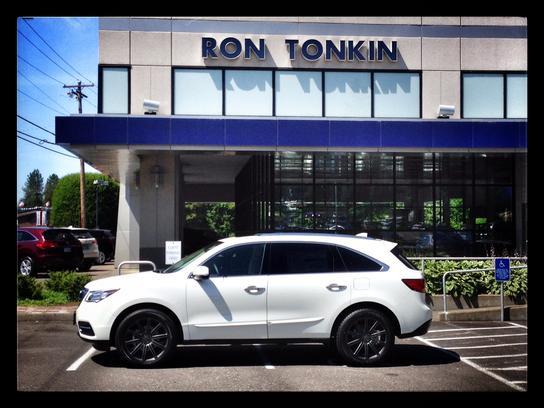 Ron Tonkin Acura Portland Or 97225 Car Dealership And