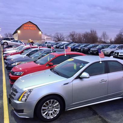 Conway Imports Auto Sales 1