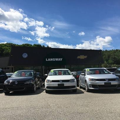 Langway Chevrolet VW of Manchester