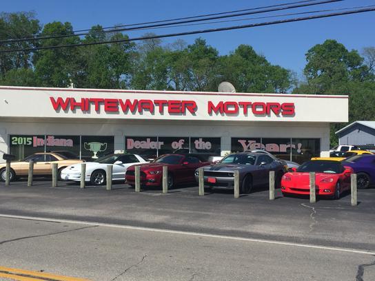 whitewater motors car dealership in west harrison in