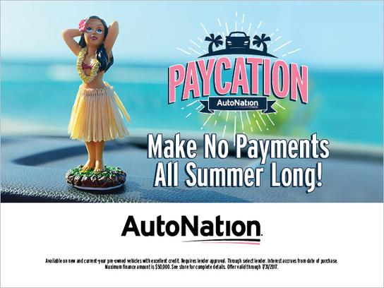 AutoNation Ford Lincoln Orange Park
