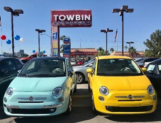 towbin fiat of las vegas las vegas nv 89146 car On towbin motors las vegas