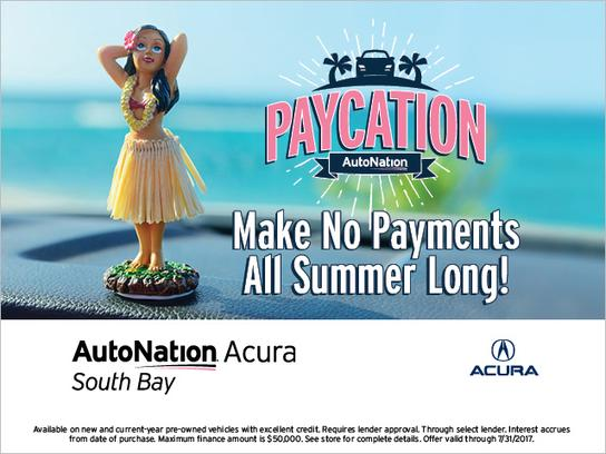AutoNation Acura South Bay