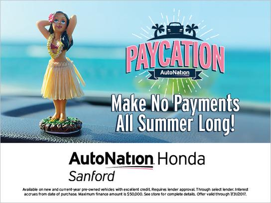 AutoNation Honda Sanford