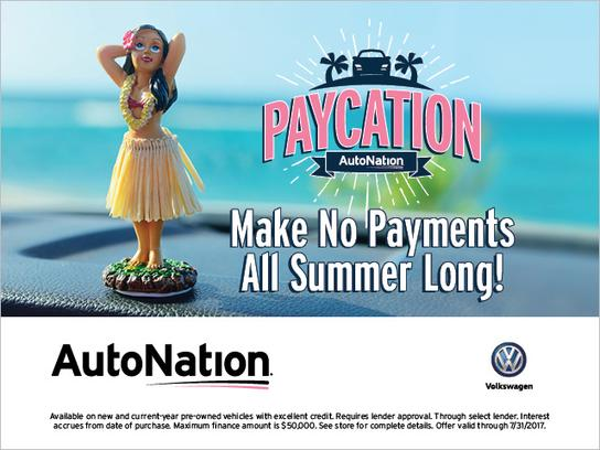AutoNation Volkswagen Mall of Georgia
