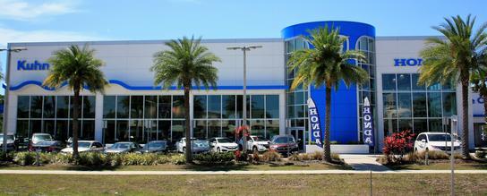 Kuhn honda tampa fl 33607 car dealership and auto for Tampa bay honda dealers