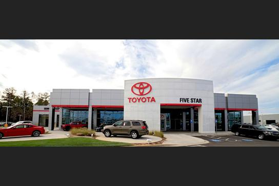 five star toyota of milledgeville milledgeville ga 31061 2067 car dealership and auto. Black Bedroom Furniture Sets. Home Design Ideas