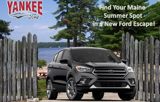 yankee ford south portland me 04106 3632 car dealership and auto financing autotrader. Black Bedroom Furniture Sets. Home Design Ideas