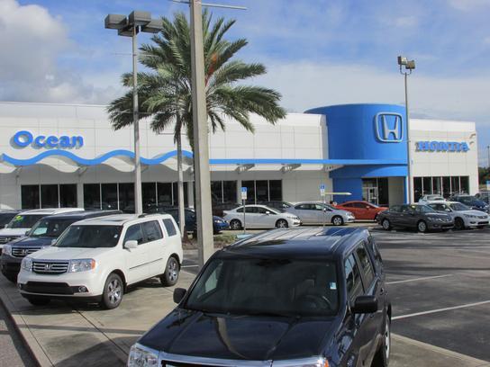 Good Ocean Honda : Port Richey, FL 34668 6643 Car Dealership, And Auto Financing    Autotrader