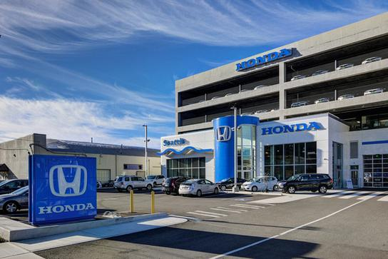 Honda Of Seattle >> Honda Of Seattle Seattle Wa 98134 Car Dealership And Auto