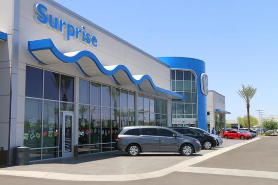 surprise honda surprise az 85388 car dealership and