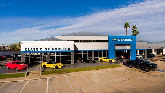Joel Rogers Classic Chevrolet Of Houston HOUSTON TX - Chevrolet dealer in houston tx
