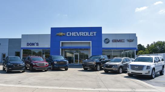 Dons Chevy BuickGMC And Cadillac WAUSEON OH Car - Ohio buick dealers