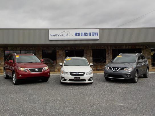 Maryville Used Car Dealers