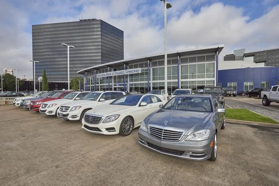 Mercedes benz of houston greenway houston tx 77027 car for Mercedes benz dealers houston