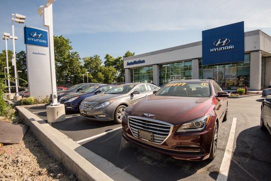 AutoNation Hyundai OHare : Des Plaines, IL 60018 Car Dealership, and