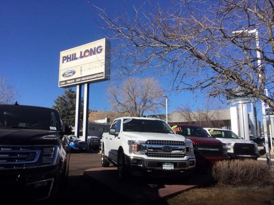phil long ford of motor city : colorado springs, co 80905 car