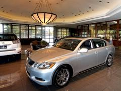 Sewell Lexus of Dallas 2