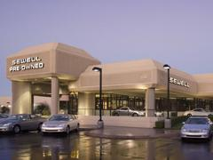 Sewell Lexus of Dallas 1