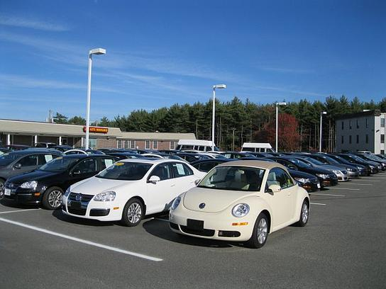 Volkswagen of North Attleboro car dealership in North ...
