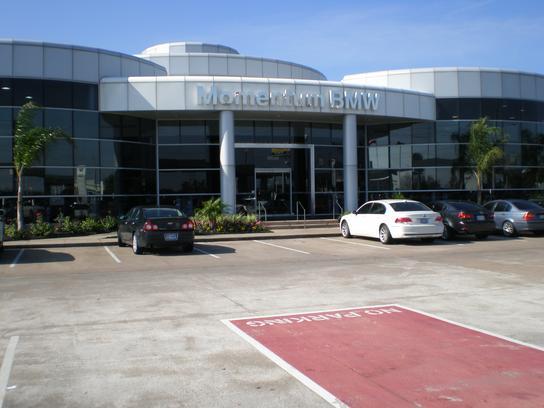 Momentum Bmw Mini Southwest Houston Tx 77074 Car