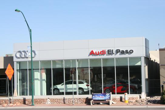 Audi dealership in el paso texas