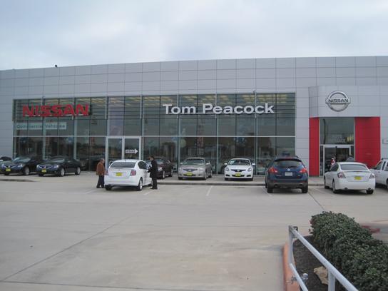 Car Dealer In Houston Tx: Tom Peacock Nissan : Houston, TX 77090 Car Dealership, And