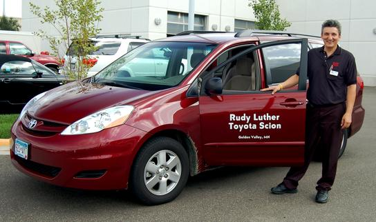 Twin Cities Toyota Dealers >> Rudy Luther Toyota : Golden Valley, MN 55426 Car ...