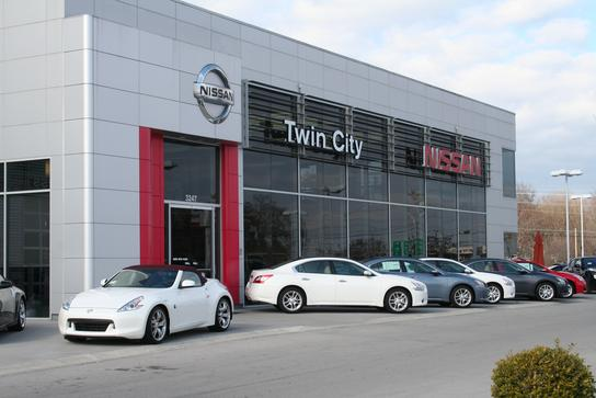 twin city nissan alcoa tn 37701 car dealership and