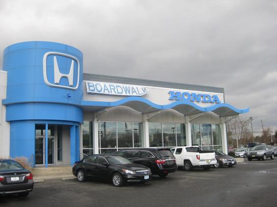Boardwalk honda egg harbor twp nj 08234 car dealership for Honda dealer nj
