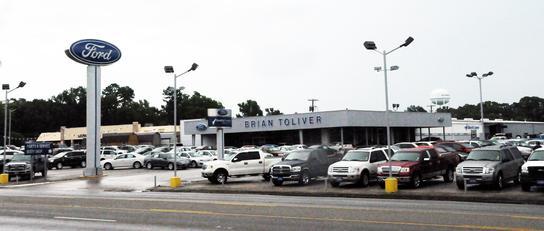 Brian Toliver Ford Sulphur Springs TX Car