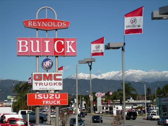 Reynolds Buick GMC : West Covina, CA 91791 Car Dealership, and ...