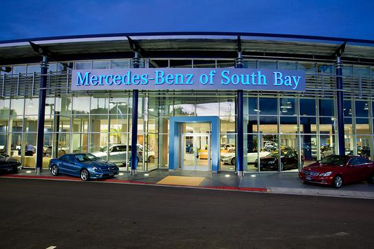 Mercedes-Benz of South Bay 1