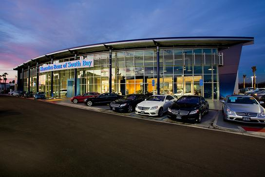 mercedes benz of south bay car dealership in torrance ca
